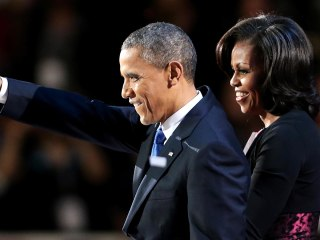 Obama Returns to the Spotlight With Award and Memoir Deal