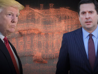 Trump rails against Russia 'hoax' amid calls for Nunes to step down