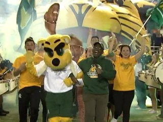 Al Roker and Northern Michigan University set Guinness record for freeze tag