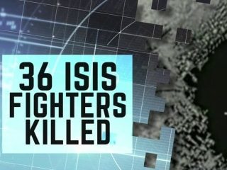 36 ISIS Fighters Killed as US Dropped Massive Bomb, Afghan Gov't Says