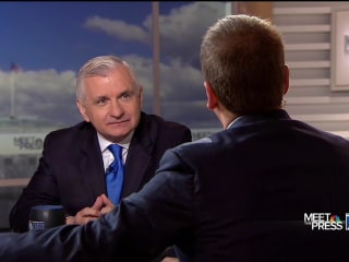 Full Reed Interview: Attacking Assad Requires Congressional Approval
