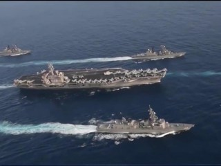 US Aircraft Carrier to NKorea? Trump Admin. Sends Mixed Messages