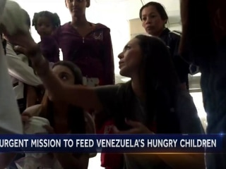 How One Miami Woman is Bringing Relief to Children Caught in Venezuela's Hunger Crisis