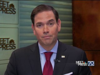 Marco Rubio Denies Involvement With Mar-a-Lago Meeting