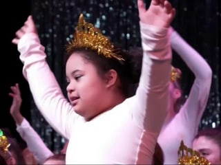 Dancing Dreams, Where Recitals Are Possible for Children With Disabilities