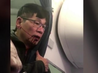 United Airlines settles 'amicably' with Dr. Dao over dragging incident