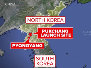 North Korea's failed missile test comes hours after UN security meeting