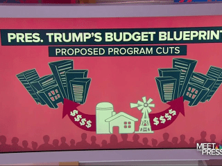 Trump Tax Plan Could Save His Voters Money, But Cuts Will Follow