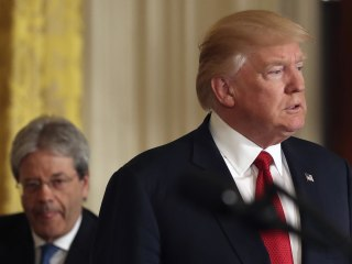 Trump Confident China Will Help Tackle 'Menace' of North Korea