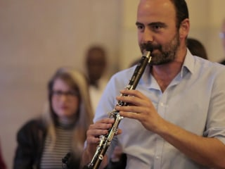 Clarinetist Kinan Azmeh Uses Music to Connect With His Syrian Roots