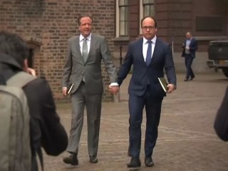 Hand-Holding Dutch Men Go Viral After Attack on Gay Couple