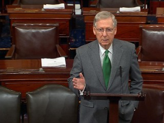 Senators Voice Opinions in Last Hours of SCOTUS Debate