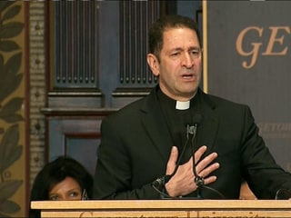 Jesuit Priest on Georgetown Slaves: 'We Are Profoundly Sorry'