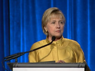 Clinton: 'Gay Rights are Human Rights'