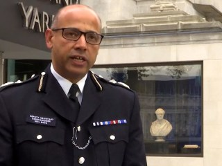 London Police Hail Success in Counterterror Operations