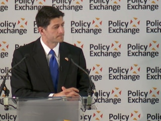 Paul Ryan: 'We Need to Ratchet Up Our Sanctions on Iran'
