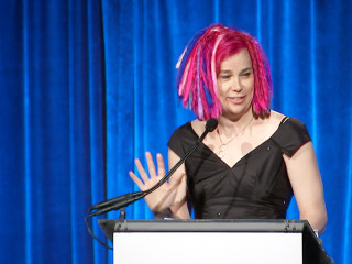 'Matrix' Co-Creator Lana Wachowski Speaks at New York LGBT Event