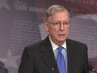 McConnell: Trump 'Had the Authority' for Syria Strike