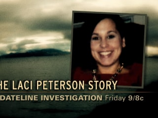 DATELINE FRIDAY PREVIEW: The Laci Peterson Story: A Dateline Investigation