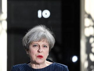 British Prime Minister Says Snap UK Election Will Help Brexit Negotiations
