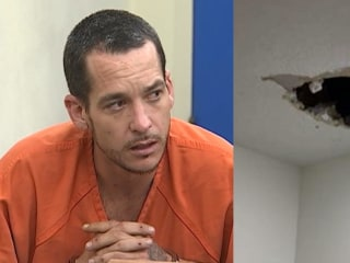 Florida Inmate's Escape Thwarted After Wild Jailbreak
