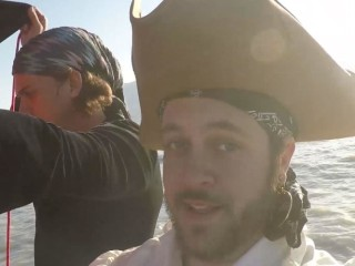 Utah 'Pirate' Voyage Ends in Rescue