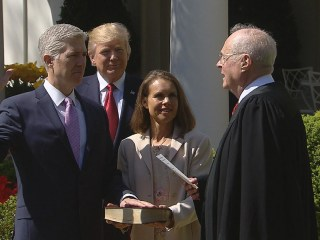 Neil Gorsuch is Officially a Supreme Court Justice