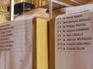 French presidential election nears days after deadly terror attack