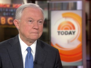 Jeff Sessions on Michael Flynn, Trump's new interview, WikiLeaks