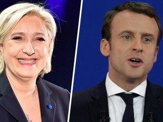 France election: Far-right candidate and centrist face showdown