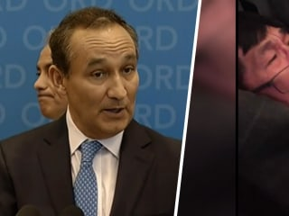 United CEO Oscar Munoz won't be chairman of airline amid passenger-dragging fiasco