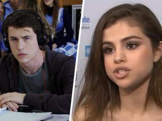 Selena Gomez talks about '13 Reasons Why' on Netflix