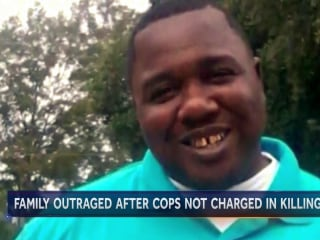 Alton Sterling Shooting: Justice Dept. Announces No Federal Charges