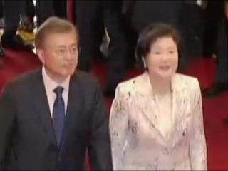 New S. Korean President Signals Softer Stance Toward Kim Jong Un's Regime