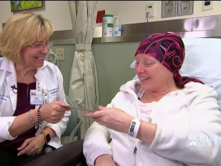 Inspiring America: 'Girls Love Mail' for Cancer Patients