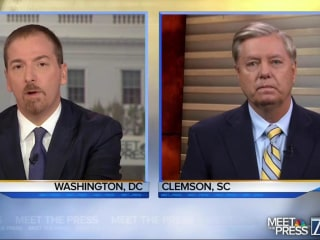 Graham on New FBI Dir: 'Promoting Within the Ranks' Good Idea