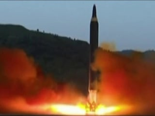 North Korea Boasts of Successful Missile Launch