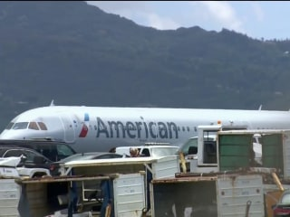 F-22s Scramble to Escort American Airlines Flight to Hawaii