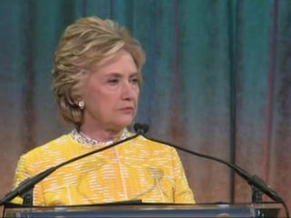 Clinton Calls Trump Budget an 'Unimaginable Level of Cruelty'