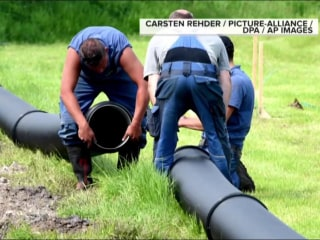 Germans Build a 4-Mile Underground Pipeline — for Beer