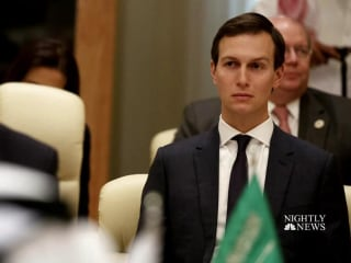 Washington Post Report on Kushner Overshadows Trump's End of First Foreign Trip