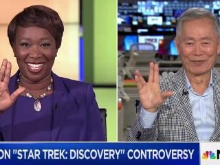 Takei boldly silences 'Star Trek' diversity attacks