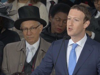 Watch Mark Zuckerberg's Full Commencement Speech to Harvard Class of 2017