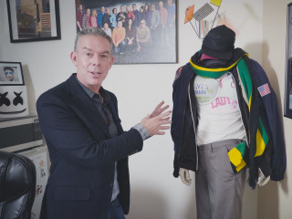 Elvis Duran Designed His Office to Win at Work and Lose Weight