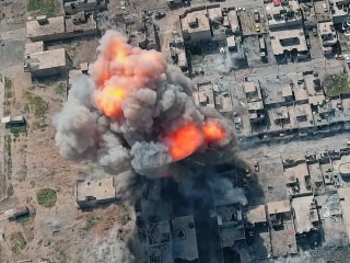 Slick ISIS Video Shows Terror Group's New Drones