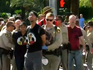 Violence Erupts During Vegas Black Lives Matter Protest, 10 Arrested