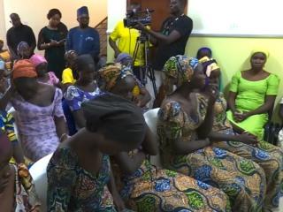 Nigerian School Girls Kidnapped by Boko Haram Released