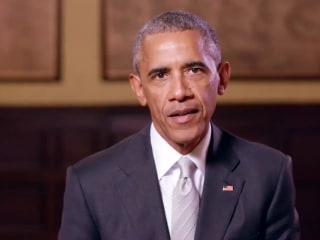 'Vive la France': Obama Endorses Macron for French President
