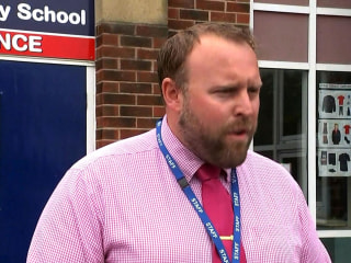 'Simply a Beautiful Little Girl': School Principal Pays Tribute to Saffie Roussos