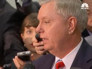 Senators React Following Deputy AG Briefing on FBI, Comey
